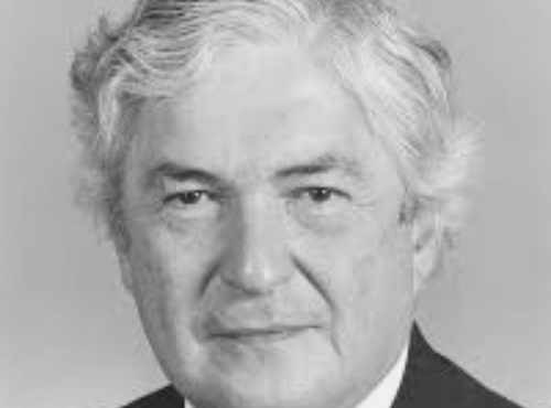JAMES D. WOLFENSOHN